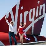 Virgin Cargo Celebrate 10 yrs flying to Las Vegas