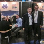 with Alfredo of Smart Logistics, Argentina