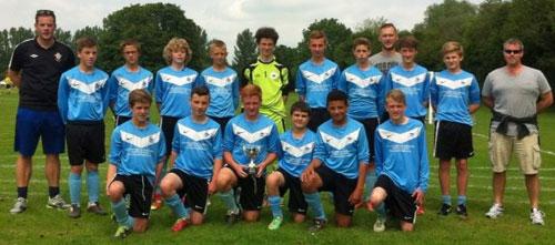 Ryde Saints FC U15s