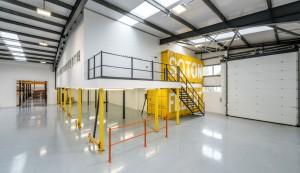 SFS Containers Mezzanine