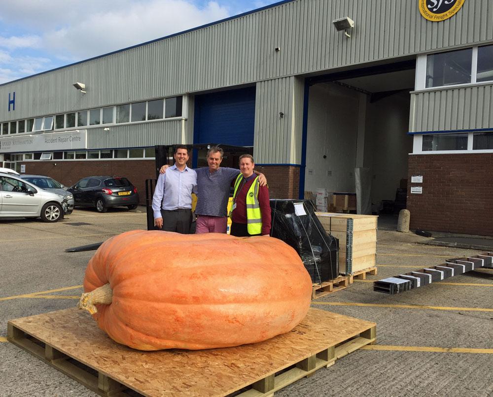 The Giant Pumpkin Dreamteam
