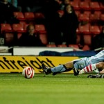 2008 against Coventry