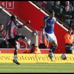 2007/2008 against Cardiff