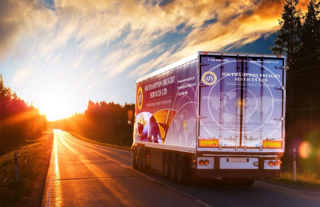 International Roadfreight SFS