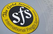 sfsf logo van
