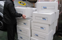 warehouse box